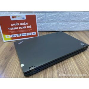 Thinkpad L540 -I5 4200M  Ram 4G  SSD 128G  Intel HD 4600m  Pin 2h  LCD 15.6