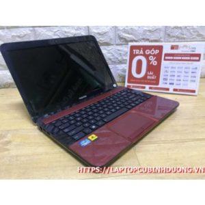 Laptop Toshiba L840 -I3 3120m  Ram 4G  HDD 500G  Intel HD 4000  LCD 14
